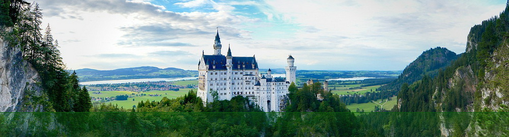 Bavarian Palace Department | Palaces | Neuschwanstein Castle